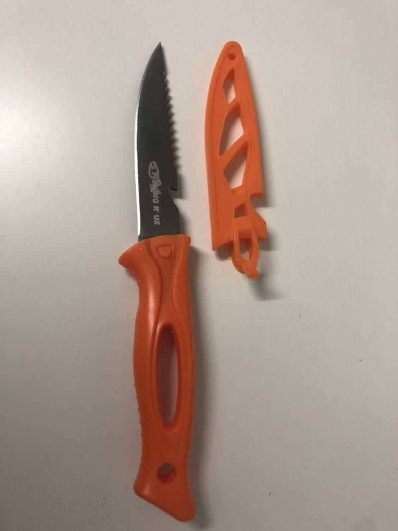 FISHING R US BAIT KNIFE