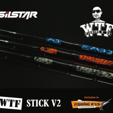 WTF STICK V2 AUSTRALIA'S TOUGHEST RODS