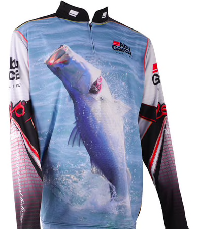 ABU GARCIA TOURNAMENT FISHING SHIRT