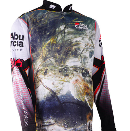 ABU GARCIA TOURNAMENT FISHING SHIRT V2