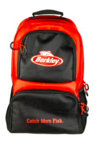 BERKLEY BACKPACK 4 TRAYS